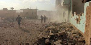 Esed Güçleri Humus'a Saldırdı: 5 Sivil Hayatını Kaybetti!