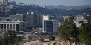 Siyonist İsrail'den Kudüs'te 10 Bin Yeni Konuta Onay