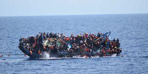 """""""Akdeniz'de 4 Ayda Bini Aşkın Mülteci Hayatını Kaybetti"""""""