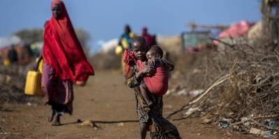 """""""Etiyopya'da 8,5 Milyon Kişi Gıda Yardımına İhtiyaç Duyuyor"""""""