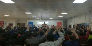 Özgür-Der Üniversite Gençliği Osmaniye Kampı Başladı