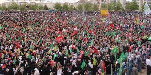 """Diyarbakır'da """"Kutlu Doğum Haftası"""" Etkinliği Gerçekleştirildi"""