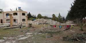 Halep'in Batı Kırsalını Vuran Şer Güçler 18 Kardeşimizi Katletti!