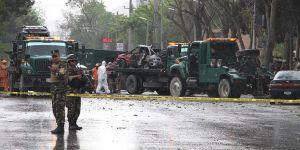 Kâbil'de NATO Konvoyuna Bombalı Saldırı: 8 Ölü
