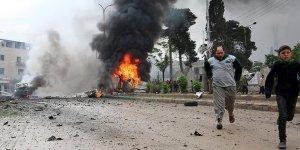 Azez'de Bombalı Saldırı: 1 Ölü, 17 Yaralı