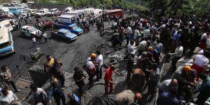 İran'daki Maden Faciasında 35 İşçi Hayatını Kaybetti!