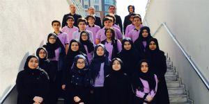 Başakşehir Emin Saraç İHO'dan TEOG'da Büyük Başarı