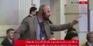 Astana Toplantısında ÖSO Komutanı İran'a Tepki Gösterdi
