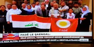 PKK Sincar'da PADE Paravan İsmini Kullanmaya Başladı