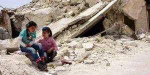 Esed'in Yetim Bıraktığı Çocuklar Hayata Tutunmaya Çalışıyor!