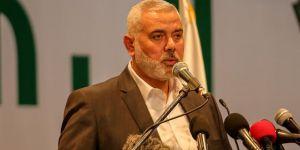 Hamas'ın Yeni Lideri İsmail Heniyye Oldu!