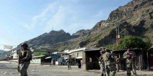 Pakistan-Afganistan Sınırında Patlama