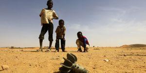 """""""Güney Sudan'dan Göç Eden Çocuk Sayısı 1 Milyonu Aştı"""""""
