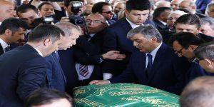 Abdullah Gül'ün Babası Kayseri'de Defnedildi
