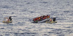 Akdeniz'de Kurtarma Operasyonu Sırasında 5 Can Kaybı!