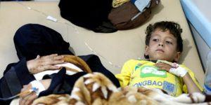 Yemen'de 2 Bin Yeni Kolera Vakası!