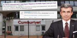 """Cumhuriyet, Savcının Ölümünü """"Kamyon Biçti"""" Olarak Gördü"""