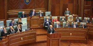 Kosova'da Hükümet Güvensizlik Oylamasıyla Düşürüldü