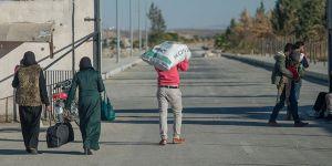 Cerablus'a Dönen Suriyelilerin Sayısı 38 Bine Ulaştı
