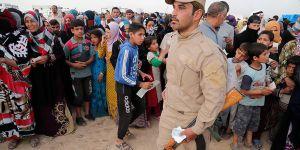"""""""Musul'da 630 Bin Sivil Yerlerinden Edildi"""""""