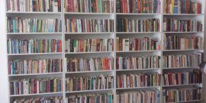 Düşünce ve Hikmet Kulübü Batman'da Kütüphane Kurdu