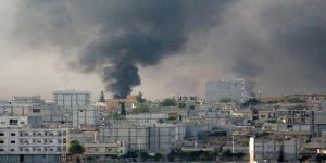 ABD Suriye'de Sivil Katliamını Bugün de Sürdürdü!