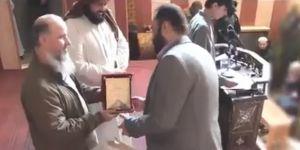 """""""İdlib Kahramanları"""" İçin Plaket Töreni Düzenlendi"""
