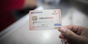 Kızılay Kart, 1 Milyondan Fazla Mülteciye Ulaşacak