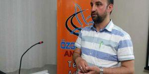 Gültekin Sincar Kardeşimiz Gözaltına Alındı