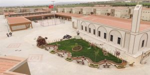 İHH ve Katar'ın Yetimler İçin İnşa Ettiği 'Özel Köy' Açılıyor