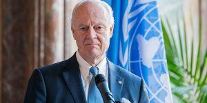 """""""Cenevre'deki Suriye Görüşmelerinin 7. Turu Haziranda"""""""