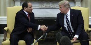 Trump'tan Darbeci Sisi'ye: Yakın Bir Zamanda Mısır'a Geleceğim