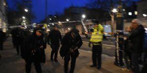 İngiltere'deki Manchester Arena'da 'Patlama': 19 Ölü