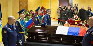 Rusya'nın Bir Generali Suriye'de Öldürüldü!
