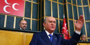 Bahçeli'den Erdoğan'a Sert FETÖ Yanıtı