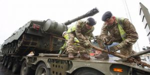 Arazisini İşgal Eden NATO'ya Direnen Estonyalı Soruşturmalık Oldu