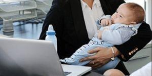 Eşi Doğum Yapan Babalar İçin Yarım Gün Çalışma Seçeneği