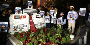 Mavi Marmara Şehitleri Edirnekapı Şehitliği'nde Anıldı!