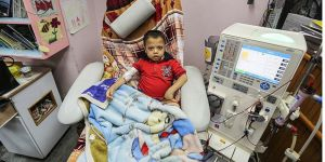 """""""Gazze'de Hastaların Durumu İyice Kötüleşti"""""""