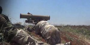 Ahraru'ş Şam'dan Esed Güçlerine Güdümlü Füzeli Saldırı