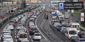 Trafiğe Kayıtlı Araç Sayısı 21 Milyon 643 Bin Oldu