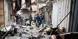 Irak'ta Canlı Bomba Saldırısı: 17 Ölü