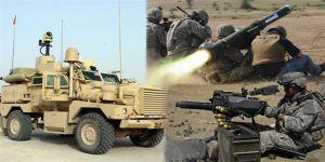 ABD'nin YPG'ye Verdiği Silahların Listesi