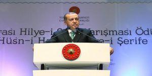 Erdoğan: Müslümanlar İslam'la Bağını Güçlendirmeli