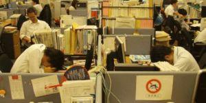 Japonya'da Çok Çalışmaya Bağlı Ölümler (Karoşi) Artıyor