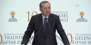 Erdoğan: Katar'a Karşı Yaptırımları Doğru Bulmuyorum