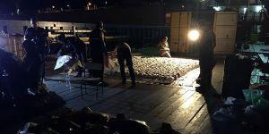 Akdeniz'de 1 Ton 71 Kilogram Eroin Ele Geçirildi!