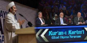 Mehmet Görmez TRT'nin Kur'an Yarışmasını Eleştirdi!
