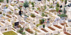 Türkiye'de Geçen Yıl 422 Bin 135 Kişi Öldü
