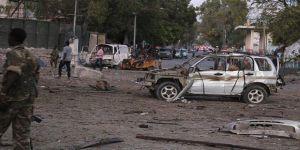 El-Şebab Somali'de Askeri Üsse Saldırdı: 70'e Yakın Ölü